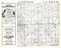 Carthage T5N-R6W, Hancock County 1963